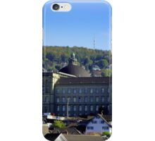Zurich University  iPhone Case/Skin