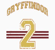GRYFINNDOR Team Kids Clothes