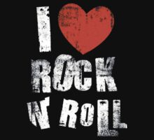 I Love Rock N' Roll by RokkaRolla