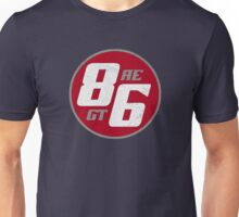 86 - AE or GT?   (vintage) Unisex T-Shirt