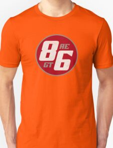 86 - AE or GT?   (vintage) T-Shirt