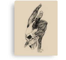 Court of the Dead Valkyrie Canvas Print