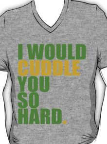 cuddle (must/grn) T-Shirt
