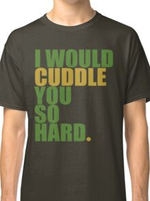 cuddle (must/grn) Classic T-Shirt