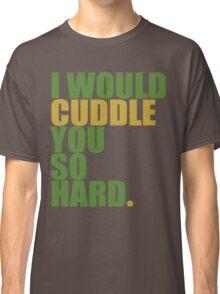 cuddle (must/grn) Classic T-Shirt
