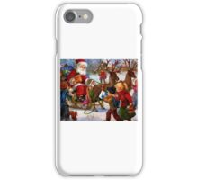 Santa & Sleigh iPhone Case/Skin