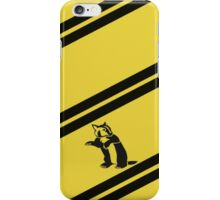 Hufflepuff Away Jersey  iPhone Case/Skin