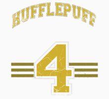 Hufflepuff Away Jersey  Kids Clothes