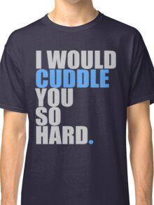 cuddle (blue) Classic T-Shirt