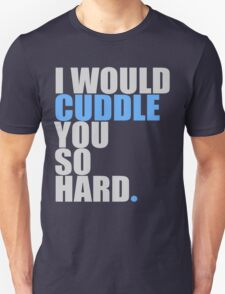 cuddle (blue) T-Shirt