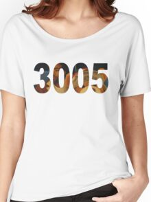 3005 Women's Relaxed Fit T-Shirt