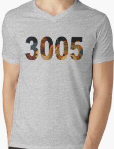 3005 Mens V-Neck T-Shirt