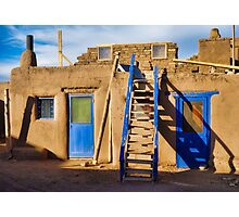 Taos Pueblo Study 5 Photographic Print