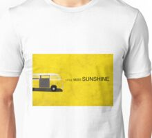 Little Miss Sunshine Minimalist Movie Poster Unisex T-Shirt
