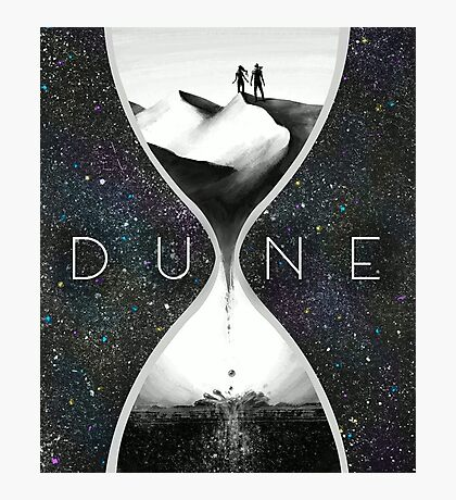 Time for Dune Photographic Print
