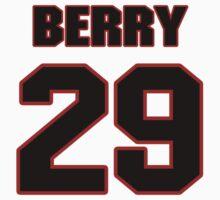 NFL Player Eric Berry twentynine 29 by imsport