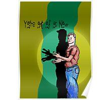 Jimmy Darling Fan Art Poster