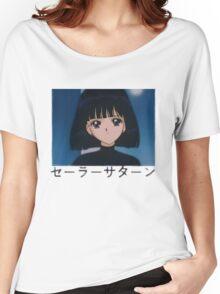 Sailor Saturn : Hotaru Tomoe Women's Relaxed Fit T-Shirt