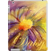 Daisy - Flower Offering iPad Case/Skin
