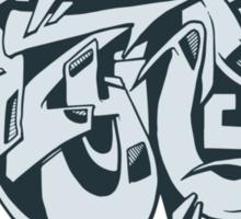 DZYNES Graffiti Cat Sticker