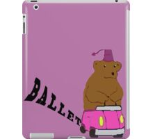 THE BALLET! iPad Case/Skin