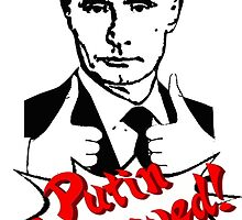 Putin Approved! by QueenIzagi