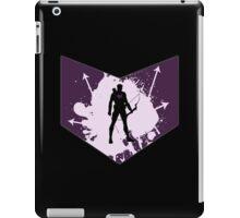 Hawkeye Logo iPad Case/Skin
