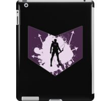 Hawkeye Logo iPad Case/Skin