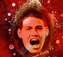 James Rodriguez-Colombia by o2creativeNY
