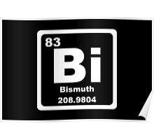 Bi - Periodic Table Poster