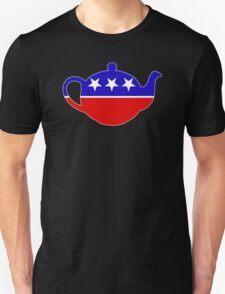 Tea Party - Republican Teapot T-Shirt