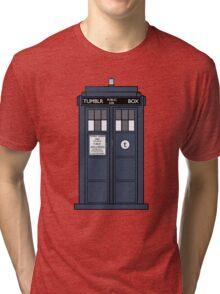 Tumblr Public Ask Box. Tri-blend T-Shirt
