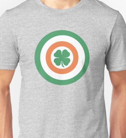 Captain Ireland Shield – Irish, America Unisex T-Shirt