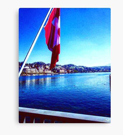 Suisse Canvas Print