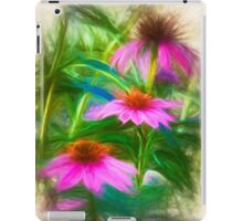 Painting Flower`s iPad Case/Skin