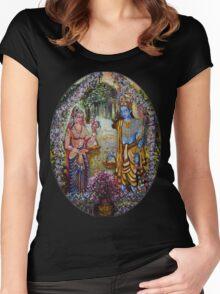 Sita Ram Women's Fitted Scoop T-Shirt
