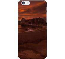 Mono Lake – Skies ablaze iPhone Case/Skin