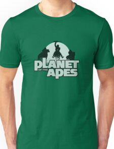 Apes on Horseback Unisex T-Shirt