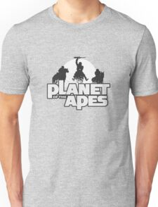 Apes on Horseback Unisex T-Shirt