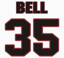 NFL Player Joique Bell thirtyfive 35 by imsport