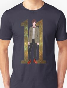 The Eleventh Doctor.  T-Shirt