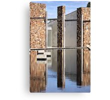 Time To Reflect - Country Australia Canvas Print