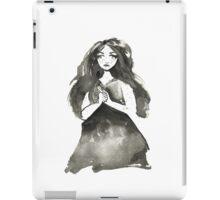 Dark Freckles iPad Case/Skin