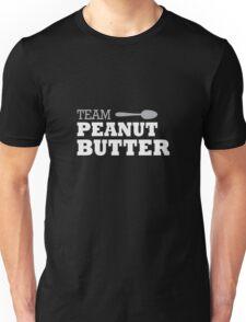 Team Peanut Butter Unisex T-Shirt