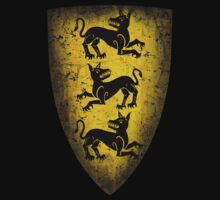House Clegane Sigil from Game of Thrones by DudePal