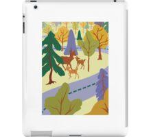 Summer Deer iPad Case/Skin