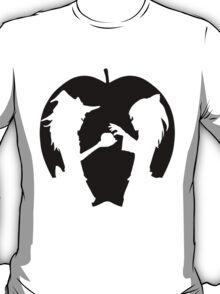 Bad Apple- Black T-Shirt