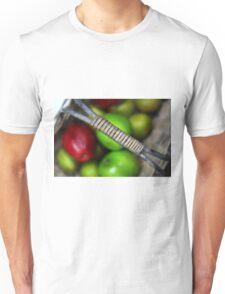 A basketful of apples Unisex T-Shirt