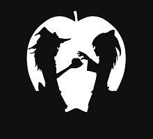 Bad Apple-White Unisex T-Shirt