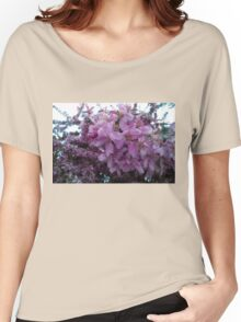 Blossoms.  Women's Relaxed Fit T-Shirt